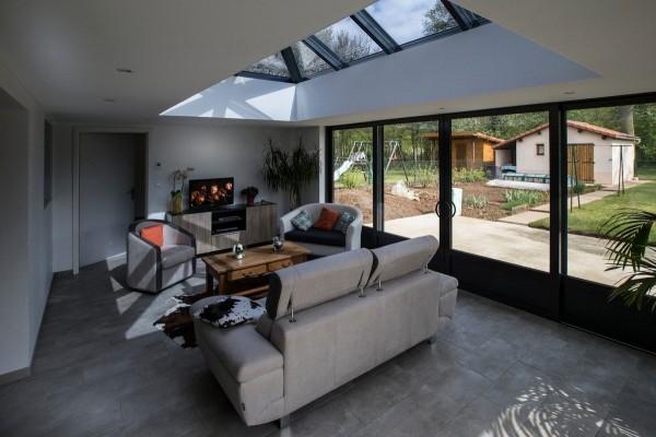 Metzger Luxembourg - Véranda de type Villa - Devis.lu